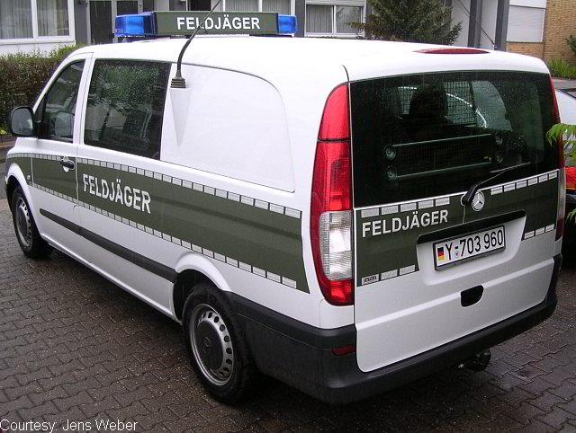 Feldj 228 Ger Dienstfahrzeuge Bw