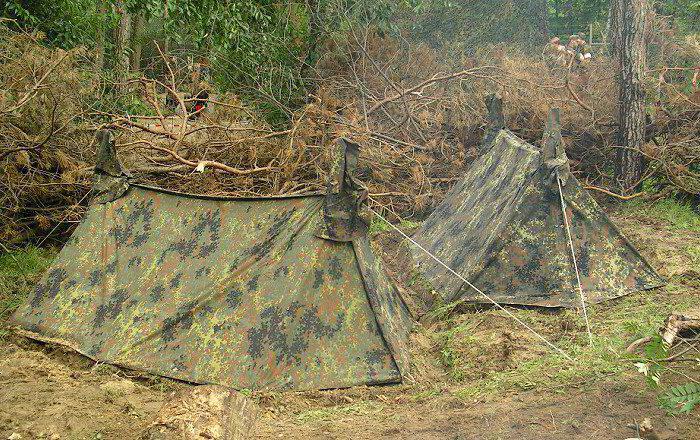 Bw Zelt Gebraucht : Zelte behelfsmÄssig bw