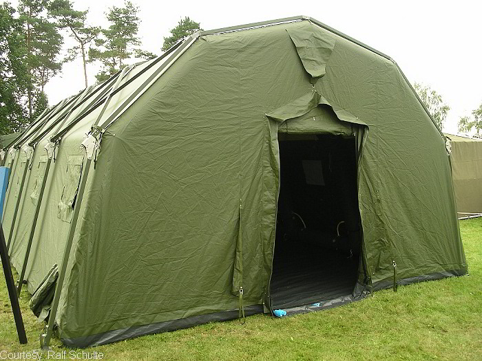 Zelte Aus Niesky : Rettungsstation zelt luftgestützt bw