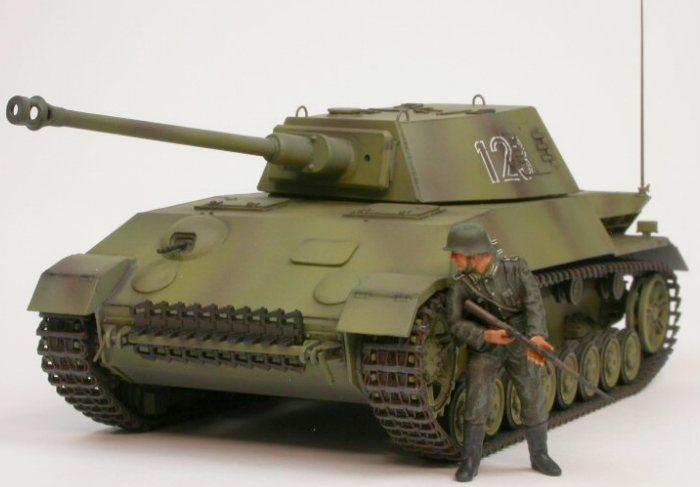 Tanks vehicles panzerkampfwagen iv ausf k l sloped armor passed
