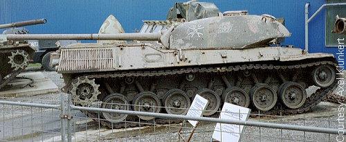 德国豹1主战坦克