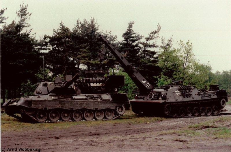 Bergepanzer 2 A1 Bw