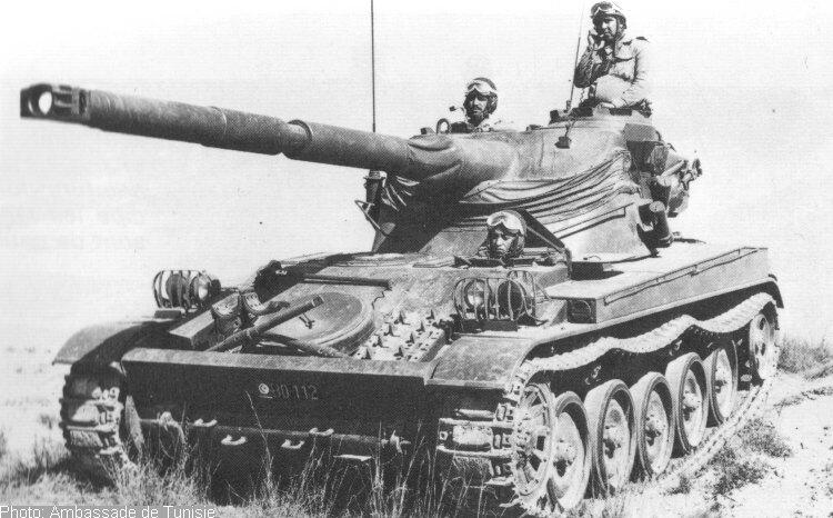 Leichter Kampfpanzer AMX-13 (F)